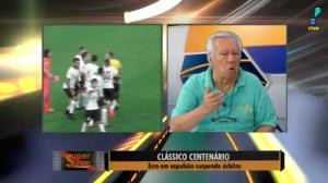 'O juiz de Corinthians x Palmeiras foi burro', diz Juarez Soares