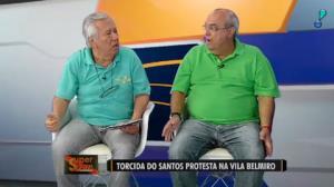 'Torcida do Santos pode protestar contra o time', argumenta Juarez Soares