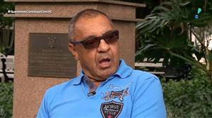 Basílio revela que Oswaldo Brandão previu seu gol na final em 1977