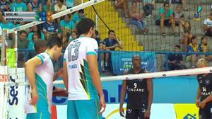 Assista aos dois últimos sets de Sesc RJ 3 x 1 Botafogo