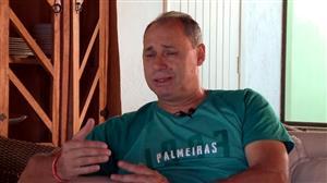 """Evair explica eficiência nos pênaltis: """"Colocado, rasteiro e no canto"""""""