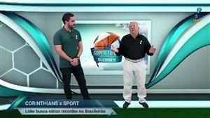 Juarez Soares exalta reencontro entre Cássio e Diego Souza