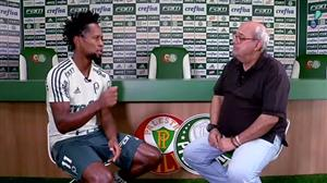 Luiz Ceará bate um papo exclusivo com o jogador Zé Roberto