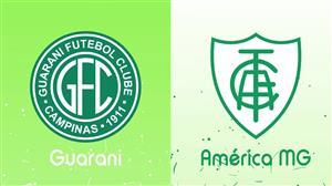 RedeTV! transmite Guarani x América-MG neste sábado (4), às 17h15