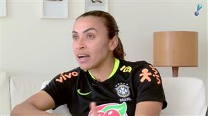 """""""Cresci vendo o machismo contra a mulher"""", diz Marta"""