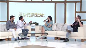 Carlinhos Aguiar diz que 'cara de pau' foi diferencial para brilhar na TV
