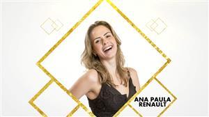 """Ana Paula Renault encara a """"Porta da Fama"""" do """"SuperPop"""""""