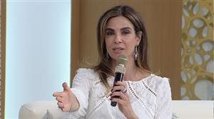 """Luciana Gimenez manda recado a Marciano: """"Acho que você está perdendo"""""""