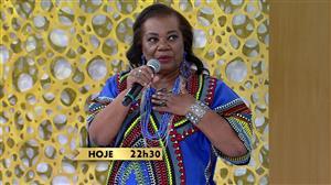 """Neuza Borges encara a """"Porta da Fama"""" do """"SuperPop"""" desta quarta (20)"""