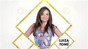 """Luiza Tomé encara o quadro """"Palavra Chave"""" do """"SuperPop"""" desta segunda (16)"""