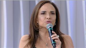 """""""Virei evangélica antes de entrar na Record"""", garante Luiza Tomé"""