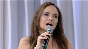 """Luiza Tomé desmente suposta briga com Gisele Fraga: """"Não teve barraco"""""""