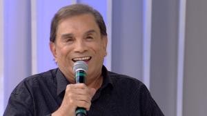 """Dedé nega briga com Chico Anysio: """"Não briguei, foi coisa de trabalho"""""""