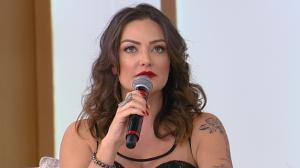Laura Keller admite que tem alguns bloqueios no sexo com Jorge Sousa