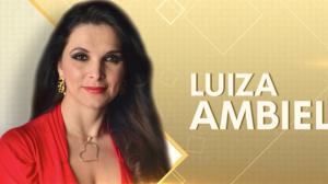 Modelo Luiza Ambiel responde polêmicas no 'Máquina da Verdade' desta quarta
