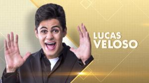 """Humorista Lucas Veloso, filho do Shaolin, conta tudo no """"Palavra-chave"""""""