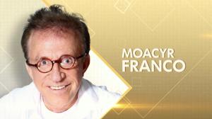 """Moacyr Franco vai ter que contar tudo no 'Palavra-chave"""" desta quarta (12)"""