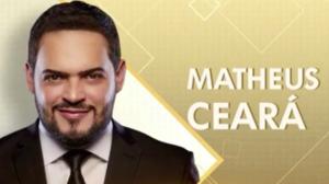 "Humorista Matheus Ceará conta tudo no quadro ""Palavra-Chave"""