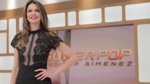 Luciana Gimenez recebe Douglas Sampaio e Vinicius D'Black no SuperPop