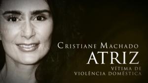 SuperPop recebe a atriz Cristiane Machado, vítima de violência doméstica