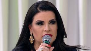 """Solange Gomes viveu pesadelo em casamento: """"Arma dentro de casa"""""""