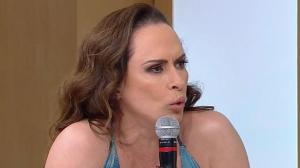 """Núbia Oliiver: """"Têm muitas coisas que substituem o sexo com outra pessoa"""""""