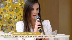 Modelo Márcia Spézia conta que marido a abandonou na véspera de Natal