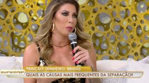 Tatiana Minerato fala sobre brigas em seu relacionamento