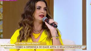 """Luiza Ambiel explica atração por homens mais velhos: """"Carência de Pai"""""""