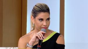 """""""Agredi ele para me defender"""", revela ex-mulher do goleiro Jean"""
