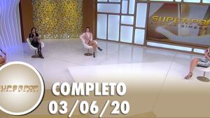 Superpop: como manter a forma na quarentena (03/06/20) | Completo