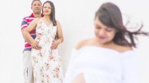 """Sobrinha gerou filhos gêmeos para a tia: """"Deus tocou meu coração"""""""