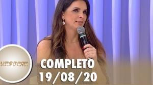 SuperPop com Luiza Ambiel (19/08/20)   Completo