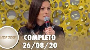 SuperPop com Andressa Urach (26/08/20)   Completo