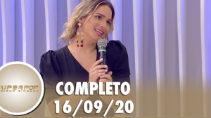 SuperPop com Glamour Garcia (16/09/20) | Completo