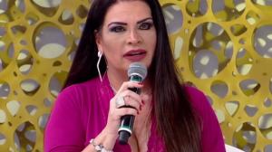 Solange Gomes revela que teve o primeiro orgasmo aos 28 anos