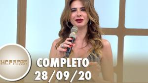 SuperPop 'Segundas Chances' (28/09/20)   Completo