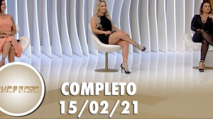 SuperPop: Exposição sexual (15/02/21) | Completo