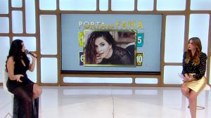 """Luiza Ambiel encara a """"Porta da Fama"""" nesta quarta-feira (24), às 22h30"""