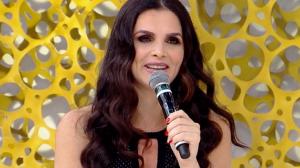 """Luiza Ambiel assume ser fofoqueira: """"Eu falo mesmo"""""""