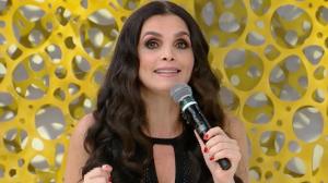 Luiza Ambiel explica os códigos que combinou com MC Mirella na 'A Fazenda'