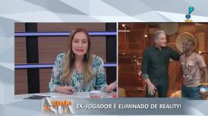 Sa�da de Amaral gera atrito entre ex-jogador e Roberto Justus (2)
