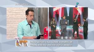 Tiago Leifert confessa que falou com Renan Ribeiro sobre acidentes (2)