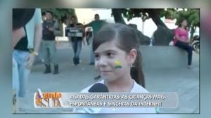 Veja as crianças mais espontâneas e sinceras da internet