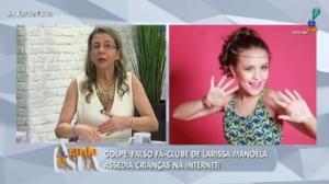 Alerta: Falso fã-clube de atriz assedia crianças na internet