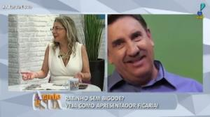 Geraldo Luís vai bater de frente com Ratinho