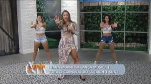 """Luana Monalisa encerra o """"A Tarde é Sua"""" com o hit """"Grude Grude"""""""
