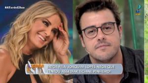 Joaquim Lopes nega assédio a Ticiane Pinheiro