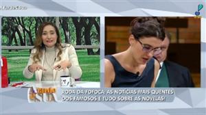 """""""Tem razão"""", diz Sônia Abrão sobre forte crítica de Paolla Carosella"""