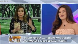 """""""Arrogante"""", diz Sonia Abrão sobre polêmica de Maisa com Dudu Camargo"""